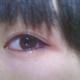 纹眼线了。。。。求安慰。。。